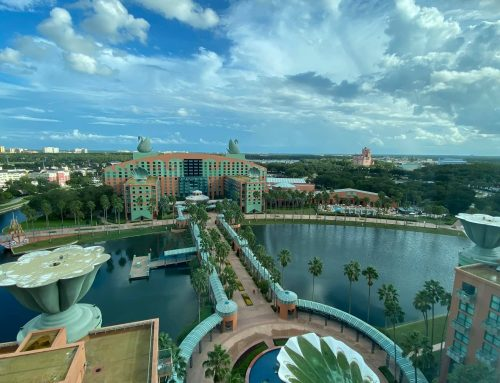 Walt Disney World Swan And Dolphin Resorts
